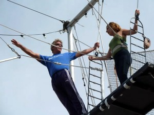 How experts make Trapeze look easy