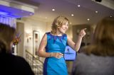 Lucy at Business Celebrity FAME event (7)