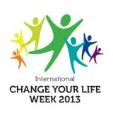 International 'Change Your Life' Week logo