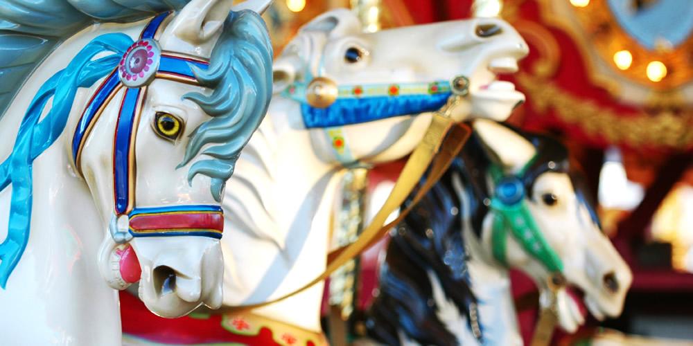 Marketing merry-go-round